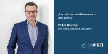 Systematic Inventive Thinking - Philipp Gasteiger