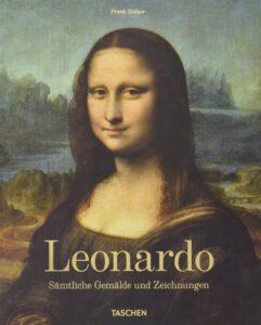 Buchtipps zu Leonardo da Vinci: Frank Zöllner - Leonardo: Sämtliche Gemälde und Zeichnungen